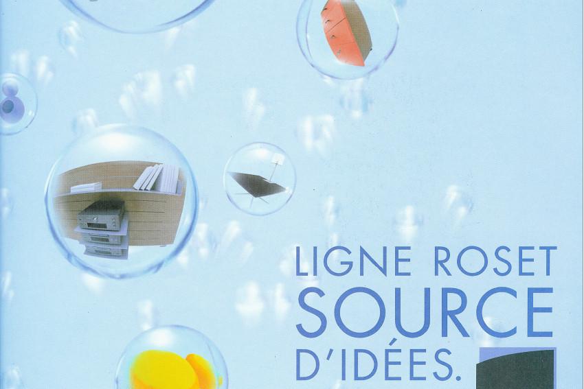 Ligne roset catalogue edition corine malaquin lyon for Ligne roset katalog